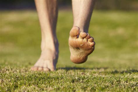 barefoot running   safe
