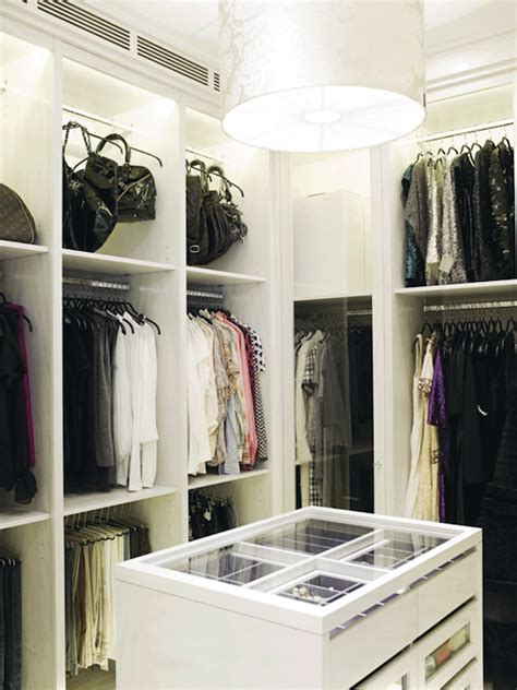 walk in closet island contemporary closet practical