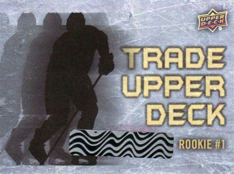 Deck Redemption Time by Deck Announces Production Time Frames On Nhl Rookie