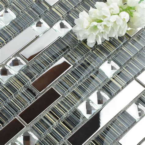 wholesale metallic backsplash  stainless steel sheet