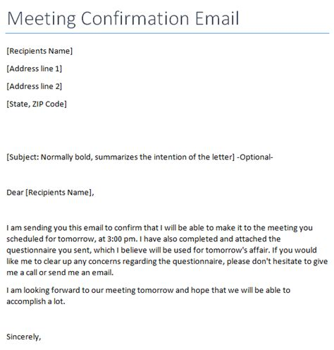 Email Template To Request A Meeting by Sle Letters Archives Sle Letter
