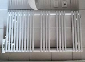 Radiateur Electrique Salle De Bain Mural : choisir un radiateur s che serviettes pour salle de bain ~ Edinachiropracticcenter.com Idées de Décoration
