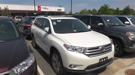2012 Toyota Highlander Limited Review 2