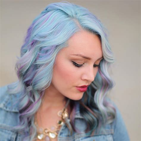 25 Dramatic Pastel Blue Hair Color Ideas — Get Ready For