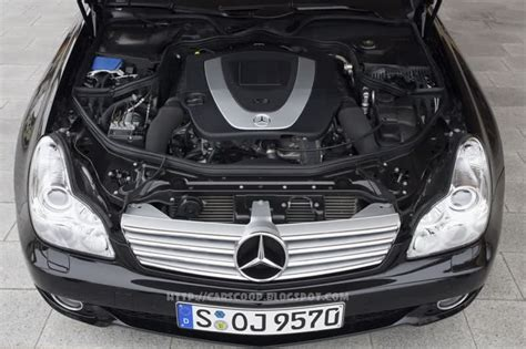 car engine manuals 2006 mercedes benz cl class regenerative braking 2007 mercedes cls class new engines 350 cgi 500 63 amg and safety technologies carscoops