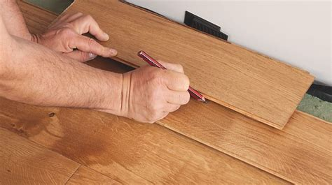 How to lay laminate & real wood top layer flooring   Ideas