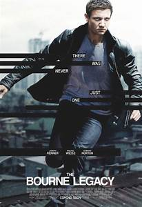 iABeNormal: The Bourne Legacy