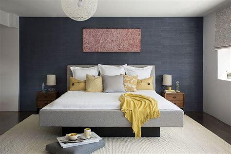 chambre gris foncé décoration chambre avec murs gris foncés