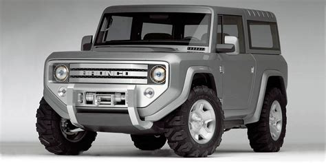 ford bronco front photo  car release news