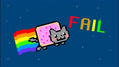 drawing  carter attempt  draw nyan cat youtube