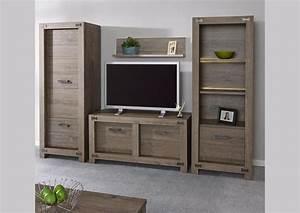 Petit Meuble Tele : acheter votre petit meuble t l 2 portes avec poign es m tal chez simeuble ~ Teatrodelosmanantiales.com Idées de Décoration