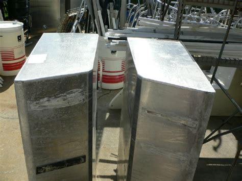 marine fuel tanks aluminum  poly plastic