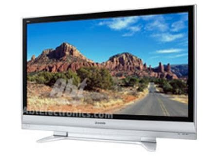 "Panasonic VIERA 58"" HDTV Plasma Flat Panel In Silver   TH"