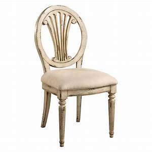 Hooker Shabby Chic Chair - Office Chairs at Hayneedle