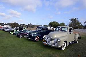1953 Chevrolet Model 3100 Technical And Mechanical
