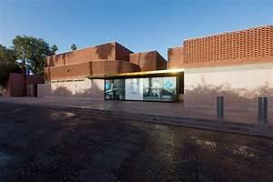 Musée Yves Saint Laurent : a couture castle for yves saint laurent in marrakech ~ Melissatoandfro.com Idées de Décoration