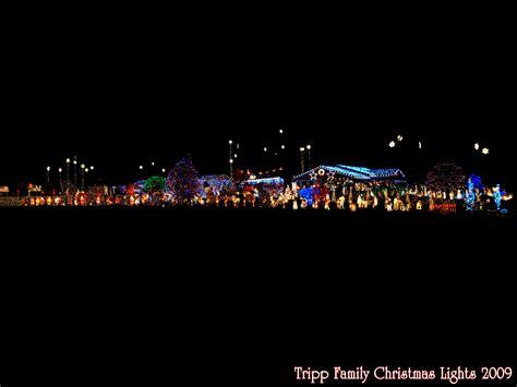 tripp family christmas lights 63 macedonia church road