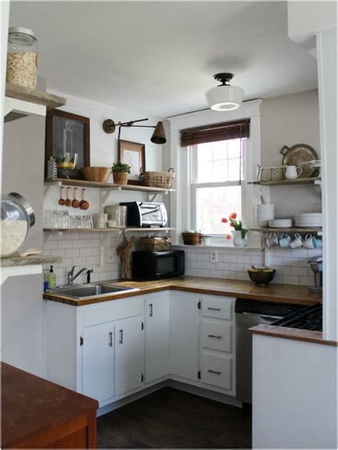 Small Kitchen Clever Set Up   Variants and Tips For Best