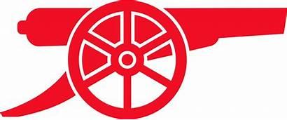Arsenal Clip Employee Cookout Gunners Clipart Vector