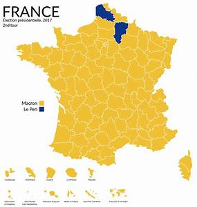 French Presidential Election, Second Round Results (2017 ...