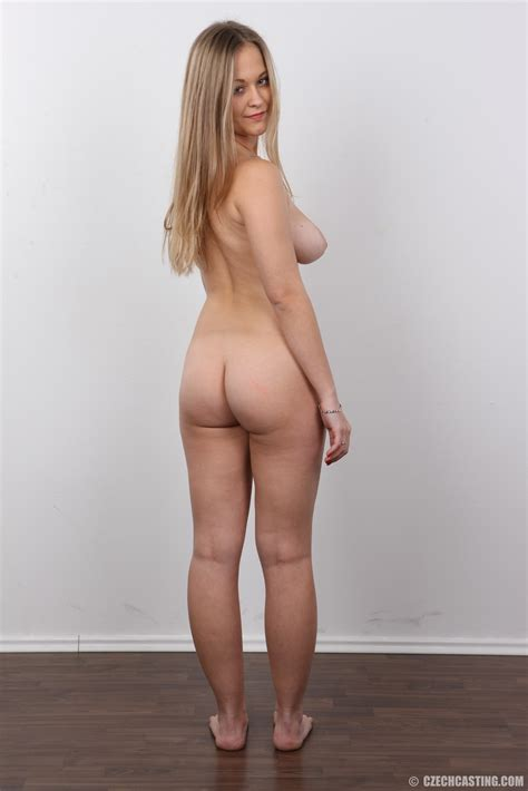 Katerina Cute Busty Blonde Casting Call / Hotty Stop