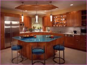 kitchen floating island kitchen island countertops home design ideas