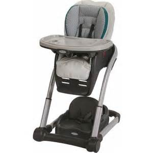 graco blossom 4 in 1 seating system convertible high chair sapphire walmart
