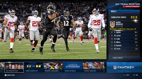 The Xbox Ones Reinvention Of Watching Tv And Sports Will