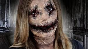 Déguisement Halloween Qui Fait Peur : maquillage halloween qui fait peur cheap a ne pas louper with maquillage halloween qui fait ~ Dallasstarsshop.com Idées de Décoration