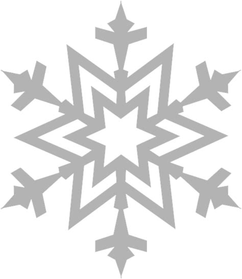 Transparent Background Snowflake Logo Png by Snowflake 183 Free Vector Graphic On Pixabay