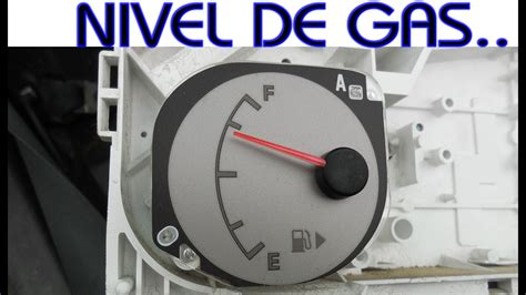 aguja de nivel de combustible como funciona  tips de