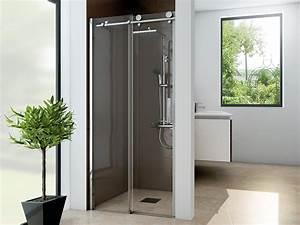 Dusche 100 X 100 : dusche nischent r schiebet r 100 x 220 cm duschabtrennung duscht ren duscht r 100 ~ Bigdaddyawards.com Haus und Dekorationen