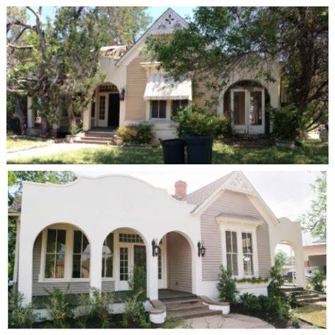 fixer upper exterior design