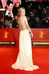 10 Hollywood Actress Bare Back Backless Dress HOT