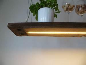 Lampe Aus Holz : lampe aus holzbalken ~ Eleganceandgraceweddings.com Haus und Dekorationen