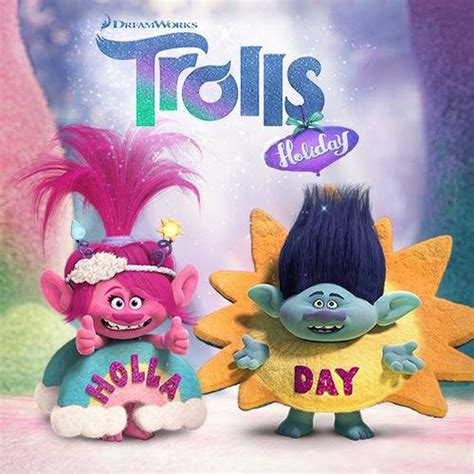 trolls holiday animated special coming  november