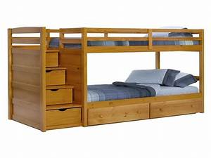 Bedroom : Bunk Bed With Stairs College Loft Beds Loft Bed