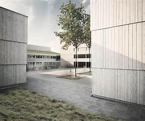 Architekten Augsburg Und Umgebung : florian nagler baut gymnasium bei augsburg lernlandschaft in holz architektur und ~ Markanthonyermac.com Haus und Dekorationen
