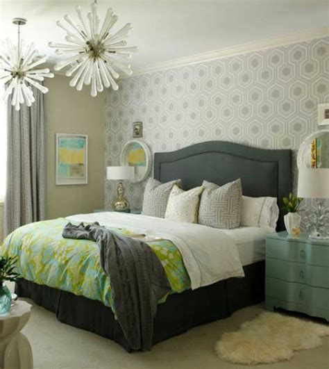 decoracion dormitorios  dormitorios  papel tapiz