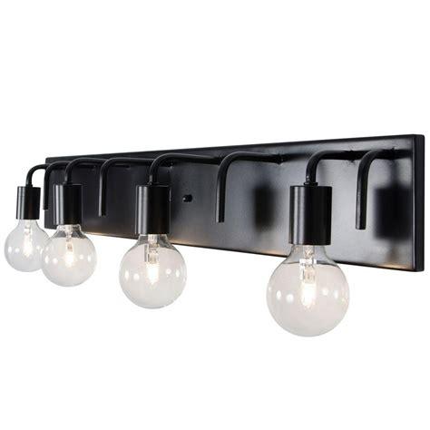 varaluz socket    light black vanity light bbl