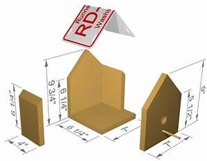 Build Wooden Birdhouse Plans License Plate Plans Download
