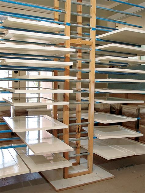 cabinet door painting rack diy drying rack faux pinterest scale doors and