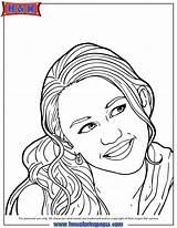 Coloring Teen Teenagers Hannah Montana Tween Teens Books Printable Pdf Dance Sitcom Wikia Popular Rotarybalilovina Hellboyfull sketch template