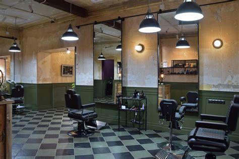 Barber Shop - Idaaf Architects