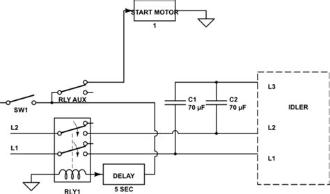 Working Diy Rotary Phase Converter With Pony Motor