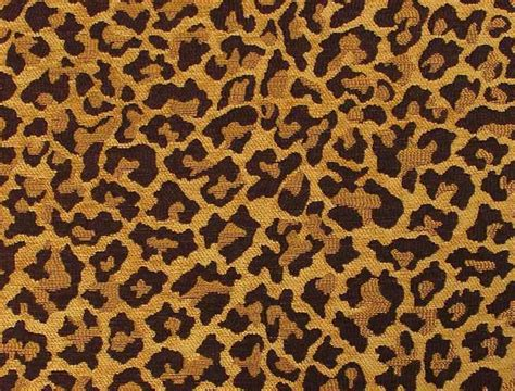 leopard print upholstery fabric leopard fabric