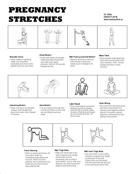 stretches for sciatic pain during pregnancy | Wellness