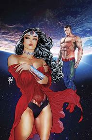 Wonder Woman Superman 3