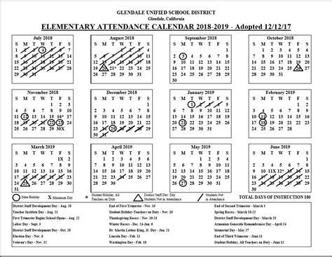 gusd calendar gusd calendar