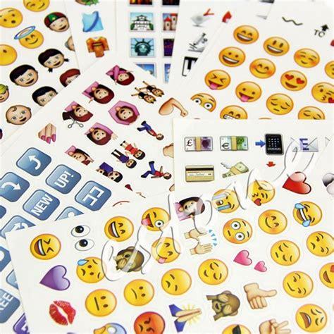 Emoji Decals (19 Sheets
